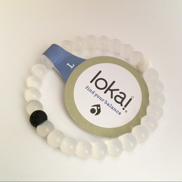 Lokai Jewelry - Classic Clear Lokai! Many Sizes are Available!